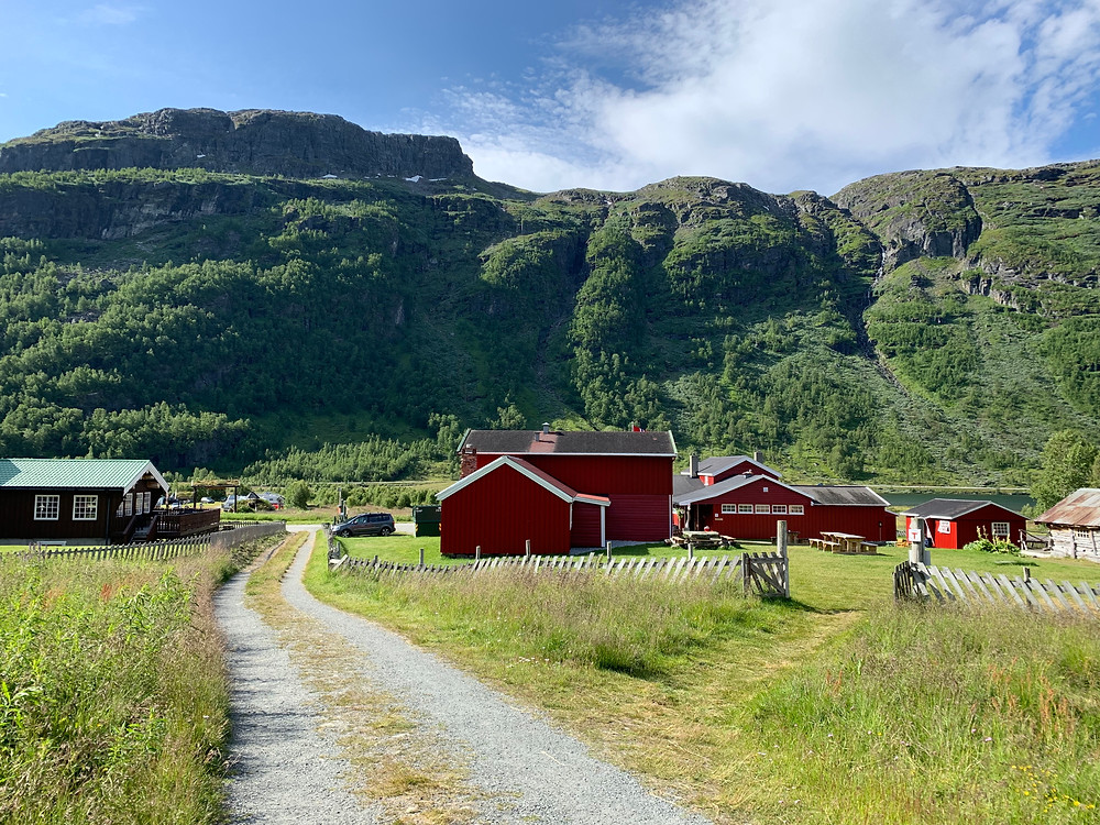 Vandring i Aurlandsdalen