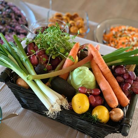 Inspiration til vegansk festmiddag