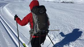 Vinterfjeld i Bergsjøområdet