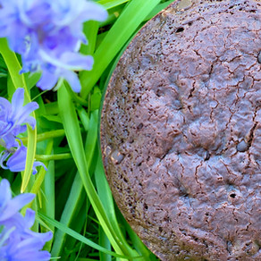 Shake and bake chokoladekage