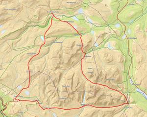 Vandretur i Rondane Nationalpark
