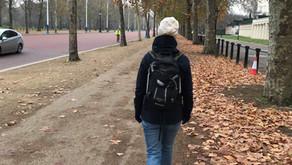 Efterårstur i London
