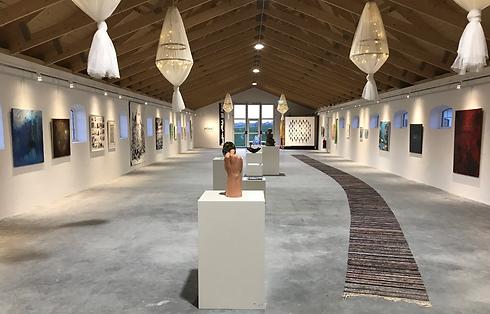 Konstutställning Naturgården i Bröddarp