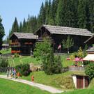Edelweissalm mit Bauernmuseum