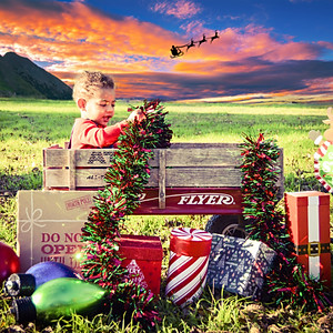 Ryder's Christmas Session