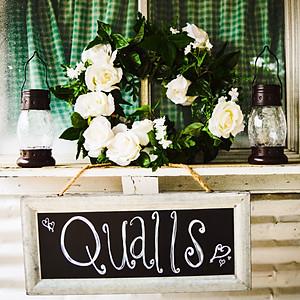 Qualls Wedding
