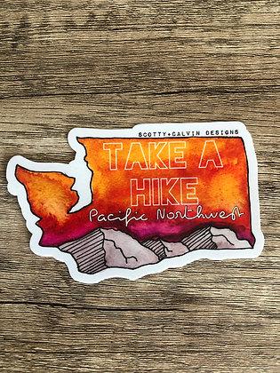 WA State Take a Hike