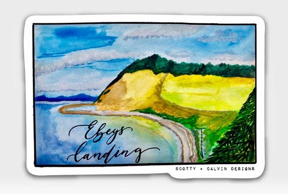 Ebey's Landing Whidbey Island, WA -Small