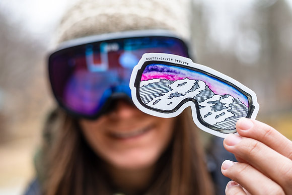 Wholesale Mountain View Goggles