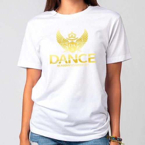 D.A.S Shirt mit dem original Dance Academy Logo
