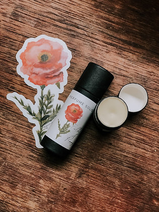 Wholesale Fields of Poppy Perfume Solid
