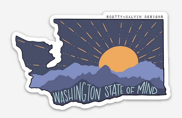 Wholesale WA State of Mind-Navy