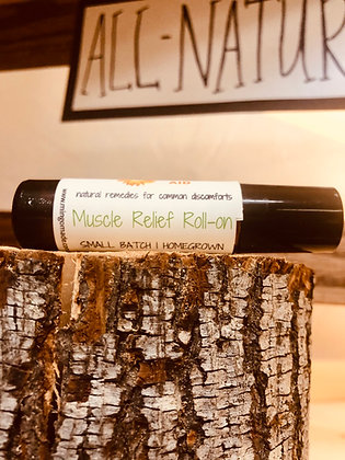 Muscle Relief Roll-on