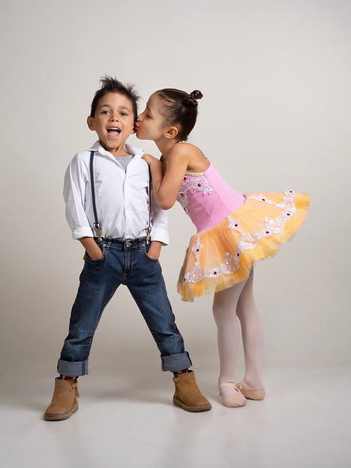 I want more ! Ballettpaket Kind