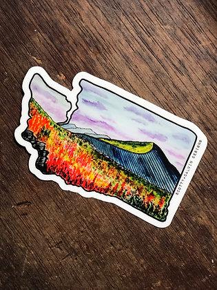 Explore WA State Sticker