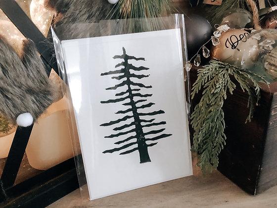 Sugar Pine Card