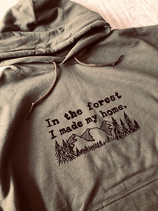 Forest is Home Sweatshirt
