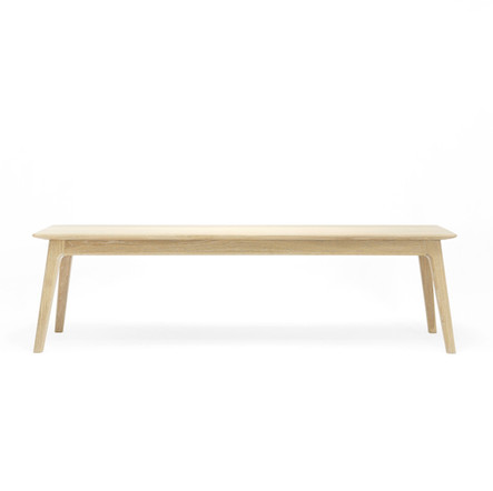 Rounded Bench