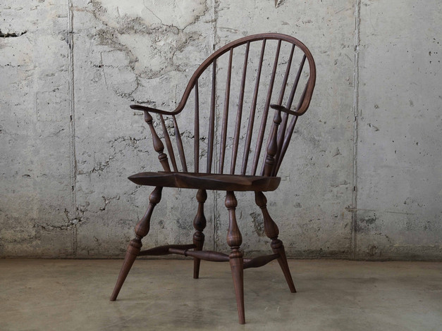 Continues Arm Chair