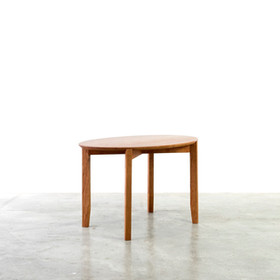 Oval Low Tea Table