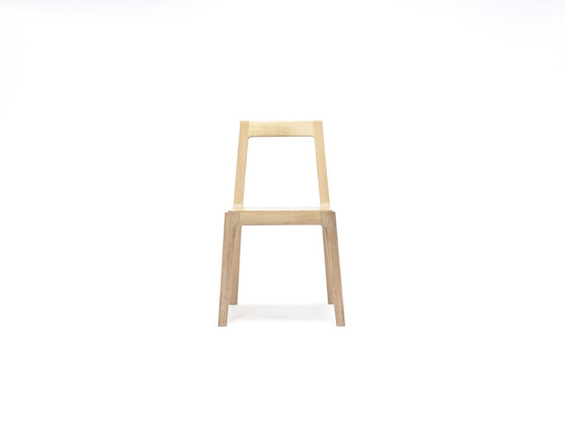 Rounded Chair