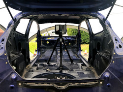 Ford Fiesta Mk 7 3d scan bms design ltd