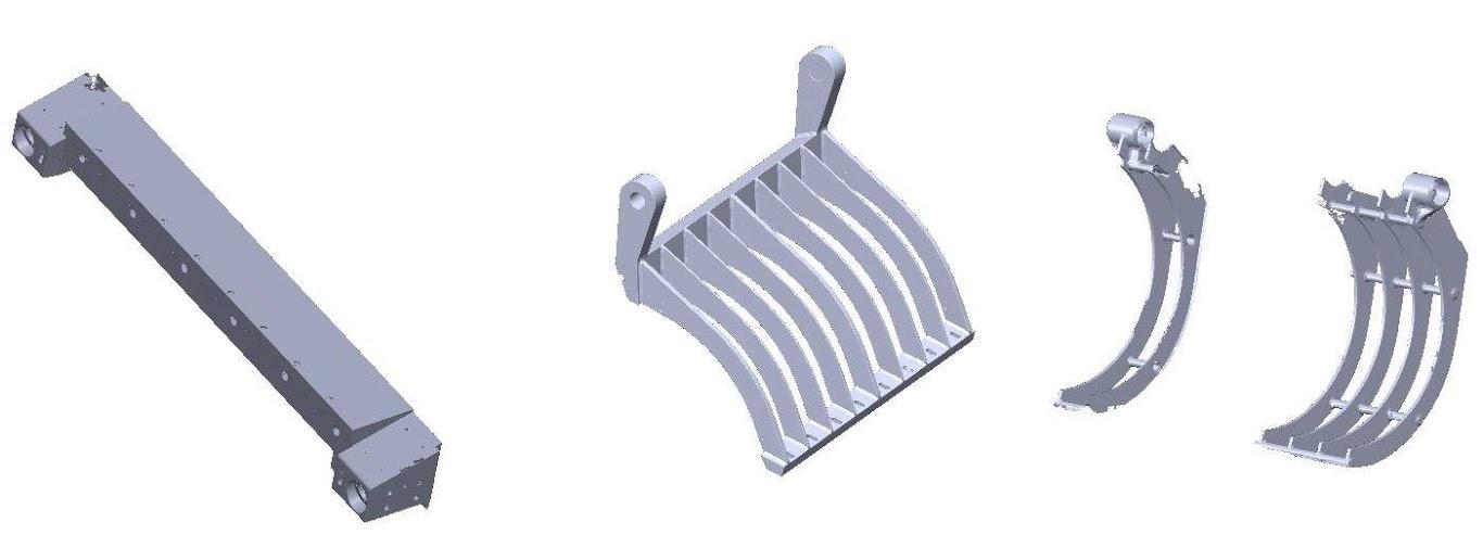 Reverse Engineer industrial shredder (1)