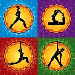 asanas  gary´s yogi verse