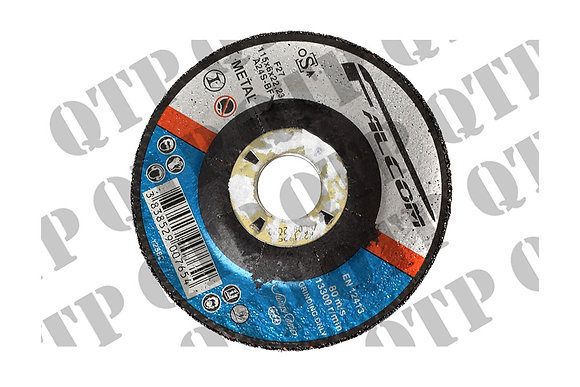 "Grinding Disc Steel 4 1/2"""