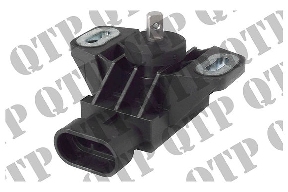 Hitch Draft Sensor for Rear Linkage
