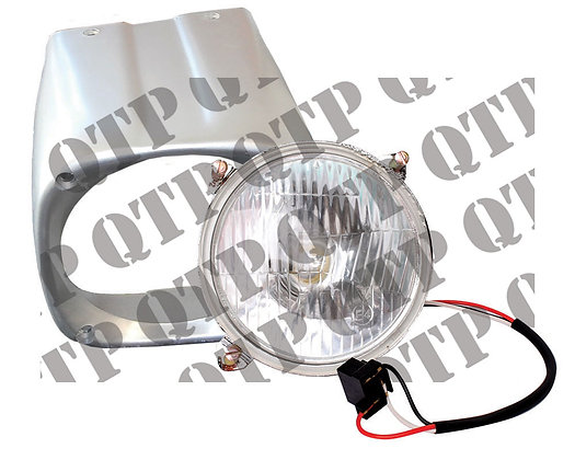 Head Lamp Kit RH