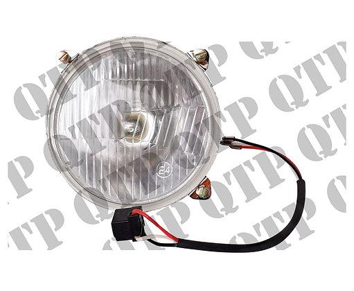 Head Lamp LH c/o Bulb & Loom