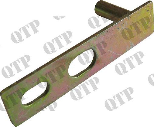 Grill Plate Lock