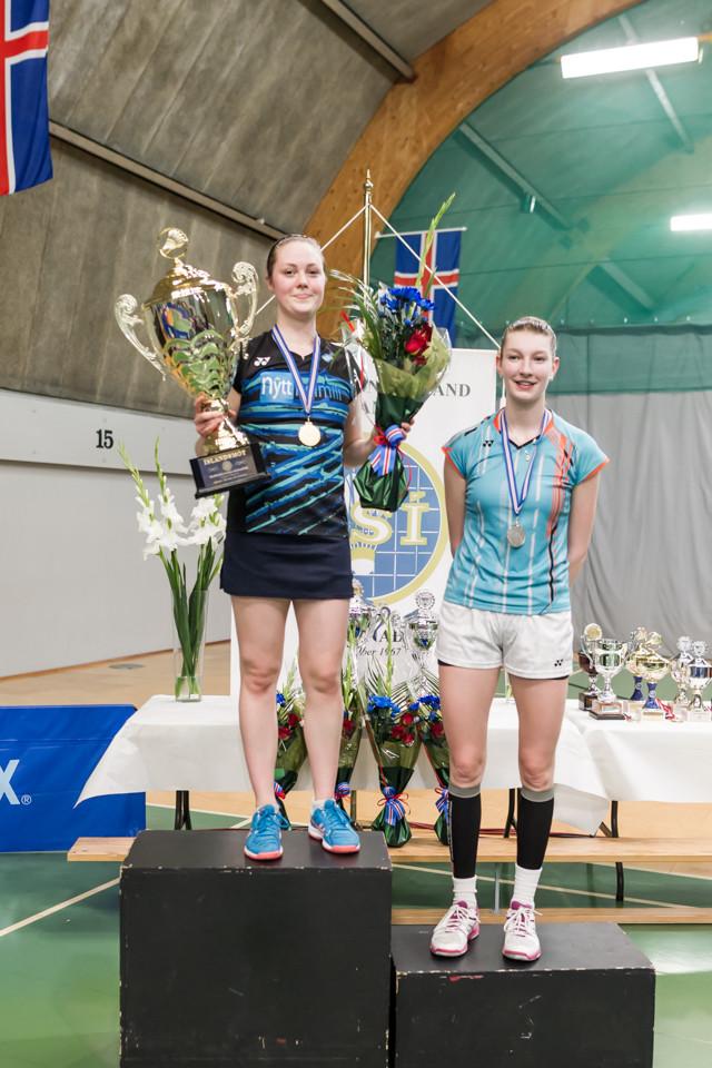 Margrét og Sigríður