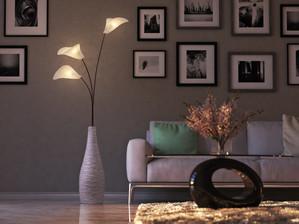 מנורת רצפה קאלה