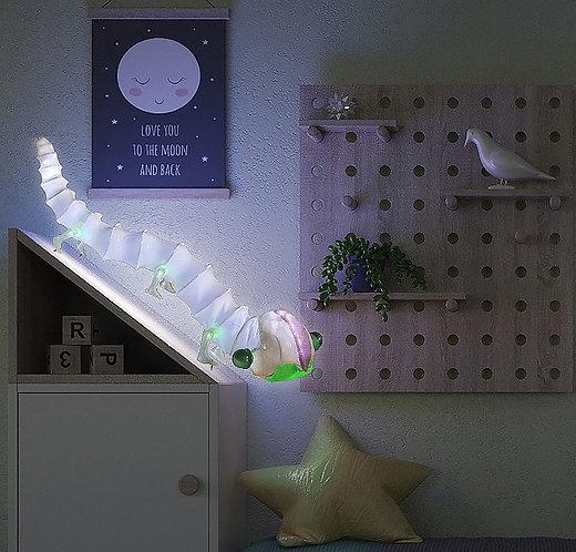 Curl-in  indoor portable