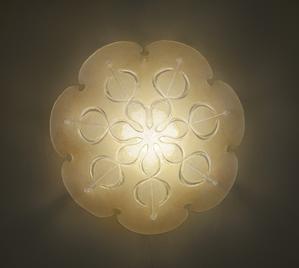 מנורת קיר מרקורי
