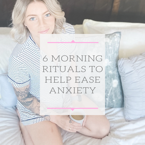 6 Morning Rituals to Help Ease Anxiety