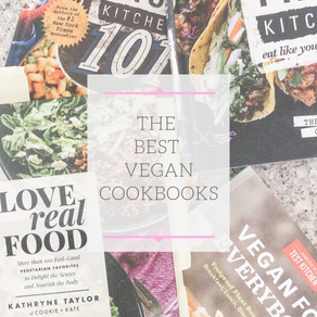 My Favourite Vegan Cookbooks