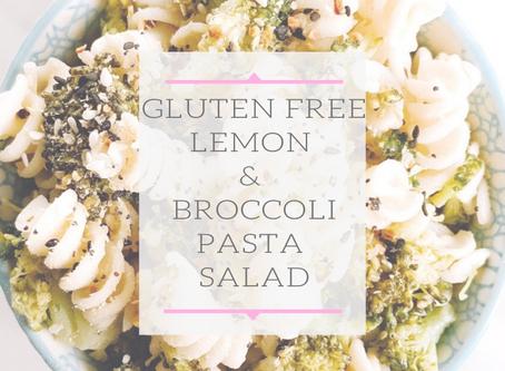 Lemon & Broccoli Pasta Salad