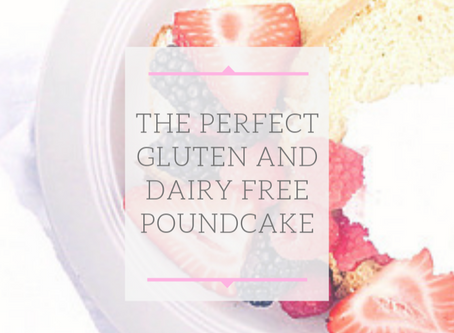 The Perfect Poundcake