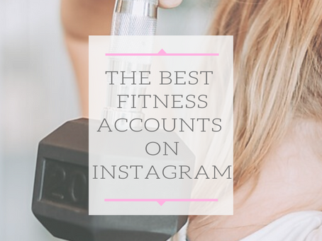5 Fitness Accounts You Should Be Following on IG