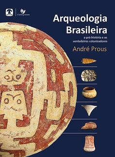 CAPA So frente 204x275 Arqueologia Brasi