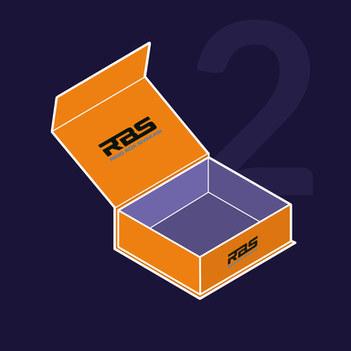 rigid box suppliers in sivakasi flap open