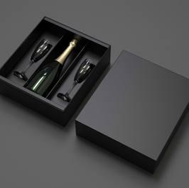 Wine Luxury rigid box
