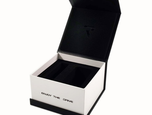 Rigid Box with Foam for Durability and S