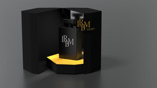 Luxury Perfume packaging rigid box