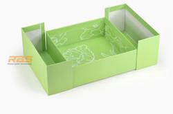 Christmas Gift Boxes Manufacturer   Rigid Boxes For Shawls Sivakasi India