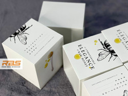 Honey packaging rigid box manufacturers