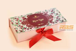 Luxury Soap Packaging Rigid Box